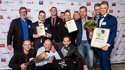 Patrik Mesch Bygg & Entreprenad AB - Vinnare av priset Årets Medelstora Byggföretag 2018!