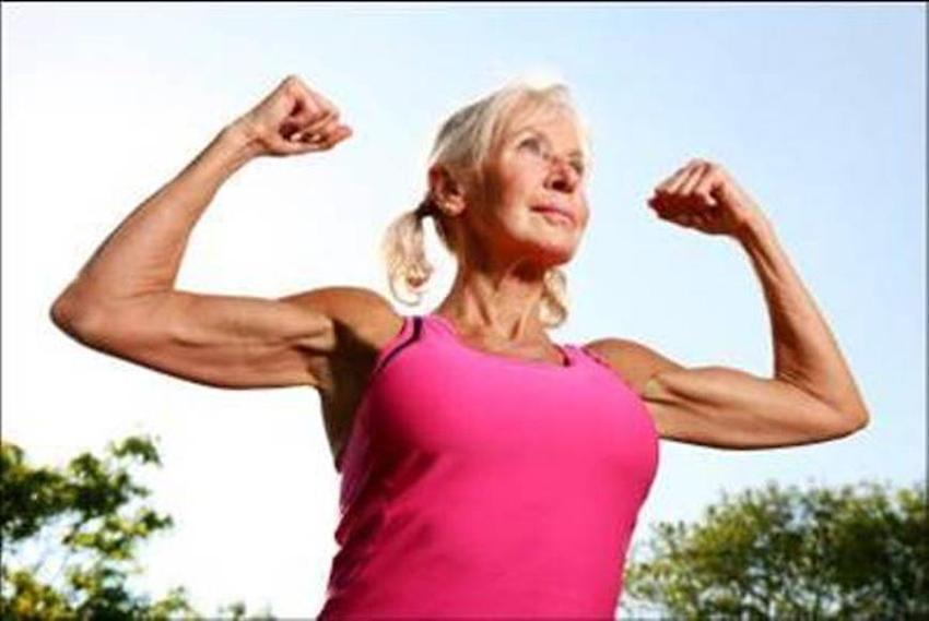 Rätt träning håller dig ung
