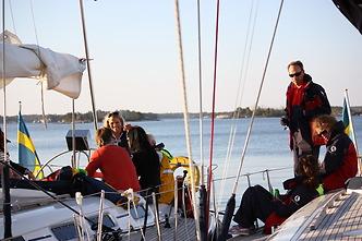 Sailingevents in Stockholm   crewcraft