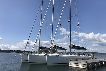 Segla i Stockholm SailingSthlm