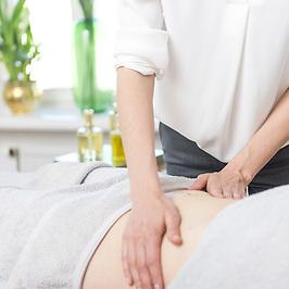 Abdominal Release Massage