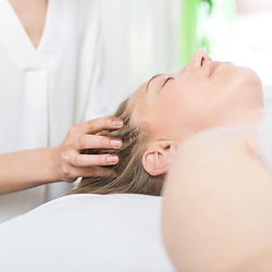 Head & Neck Release Massage
