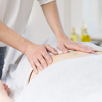Pelvic Release Massage