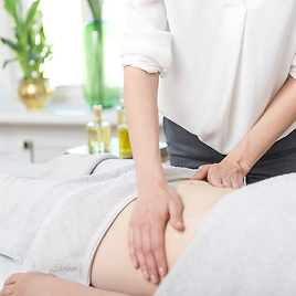 SPIRA Post Partum - After Pregnancy - Recovery Massage