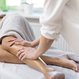 Fascia Release Massage Bindvävsmassage