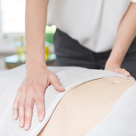 After Pregnancy - Recovery Massage