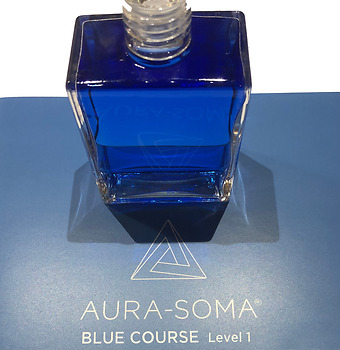 Aura-Soma Stockholm Blue Course Level 1