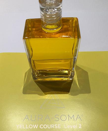 Aura-Soma steg 2 – den gula kursen Stockholm