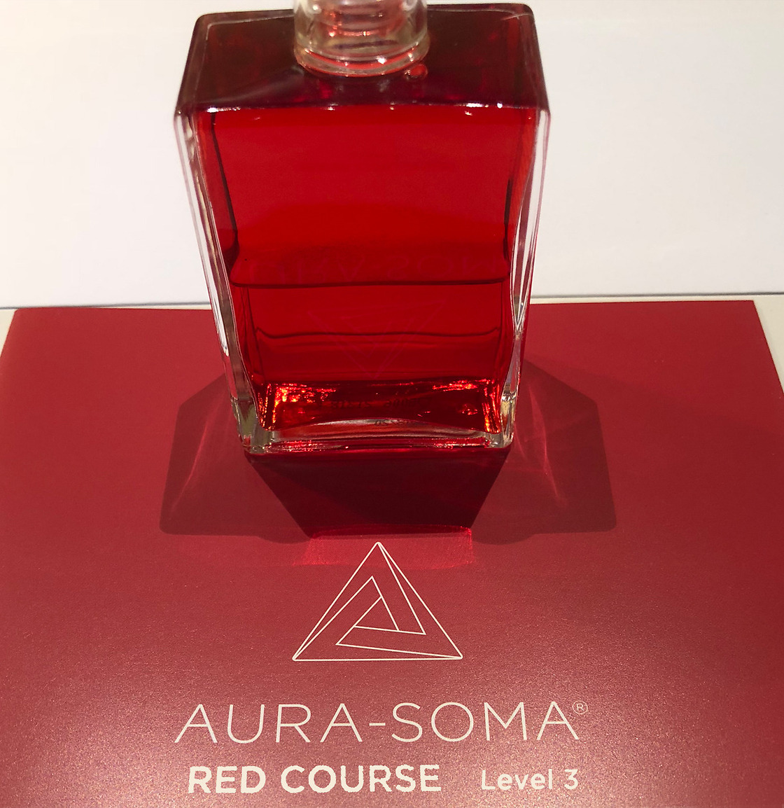 Aura-soma i Stockholm Red Course Level 3