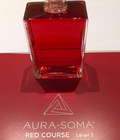 Aura-Soma steg 3 – den röda kursen i Stockholm