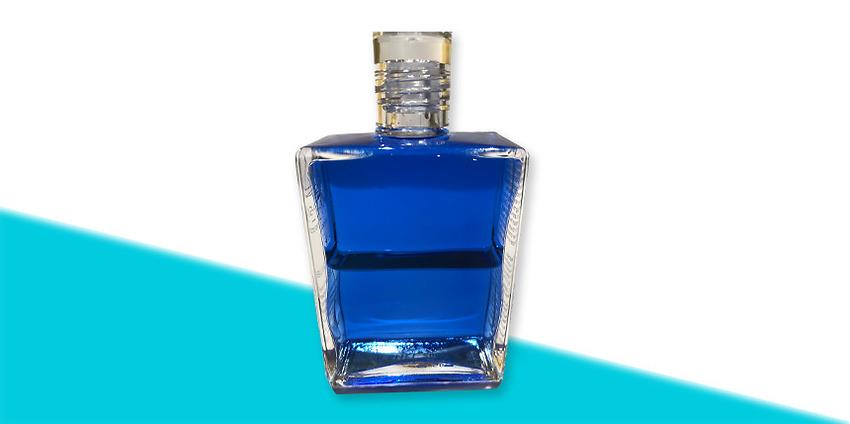 Olja nr 2 – Blå/blå