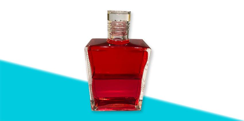 Aura-Soma-olja nr 6 Röd/Röd