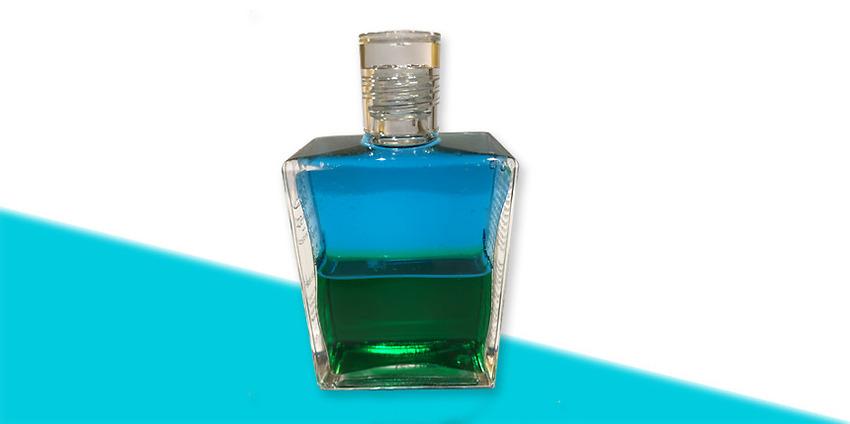 Olja nr 9 Turkos/Grön Kristallgrottan