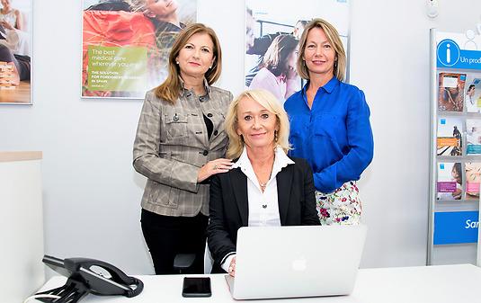 Sanitas kontor i Estepona hjälper dig hitta rätt sjukförsäkring i Spanien
