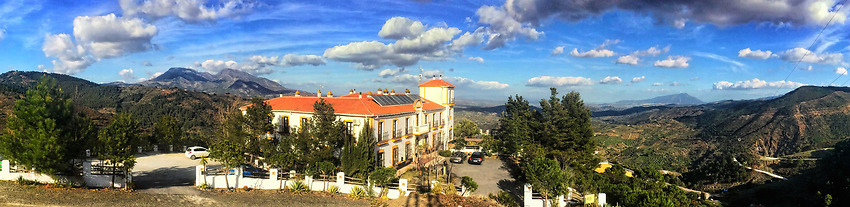 Skrivarkurs i Andalusien