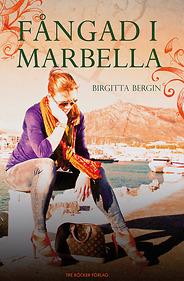 Bokomslag till Fångad i Marbella av Birgitta Bergin