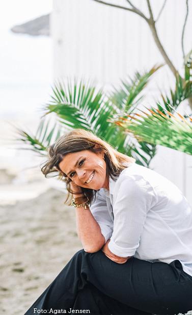 Författare Birgitta Bergin – Foto: Agata Jensen