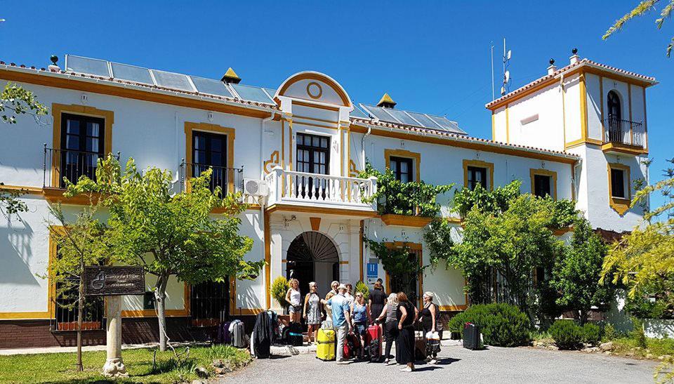 Skrivarkurs med Birgitta Bergin i Andalusien, Spanien.