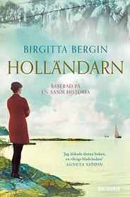 Omslag till boken Holländarn av Birgitta Bergin