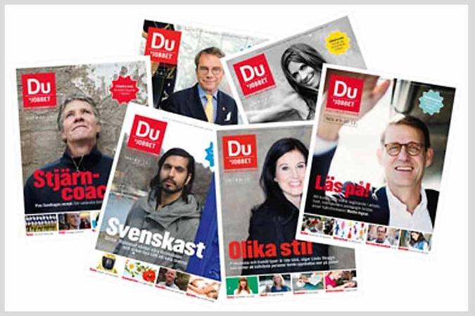 Du & Jobbet, Sveriges ledande tidning om arbetsmiljö
